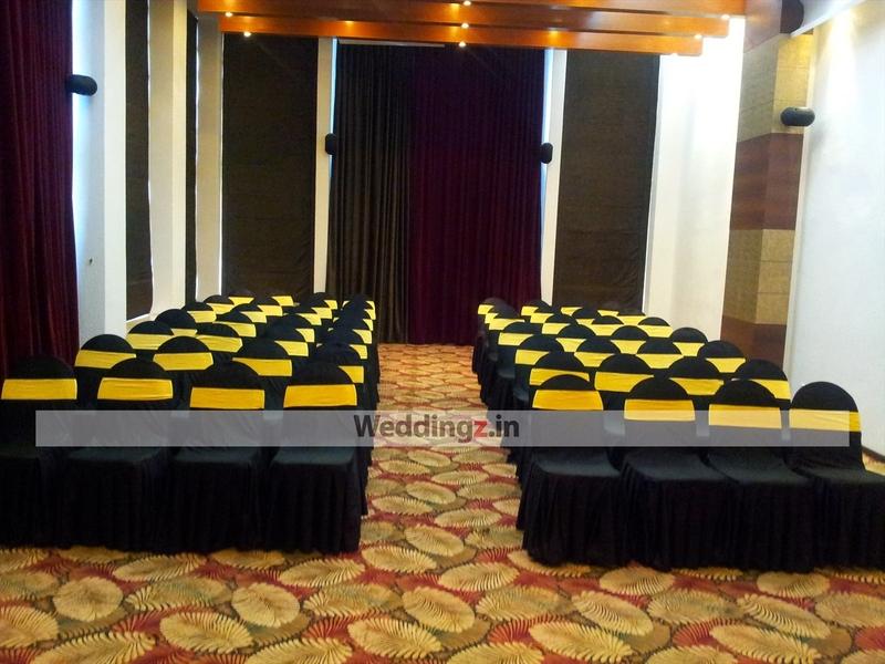 Melange Astris Hall Richmond Town Bangalore Banquet Hall Wedding Hotel