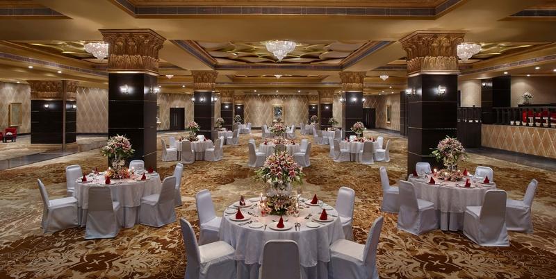 Galaxy Hotel Gurgaon Delhi Banquet Hall 5 Star
