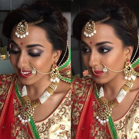 Best Bridal Makeup Reviews : Nivritti Chandra, Delhi Reviews Nivritti Chandra User ...