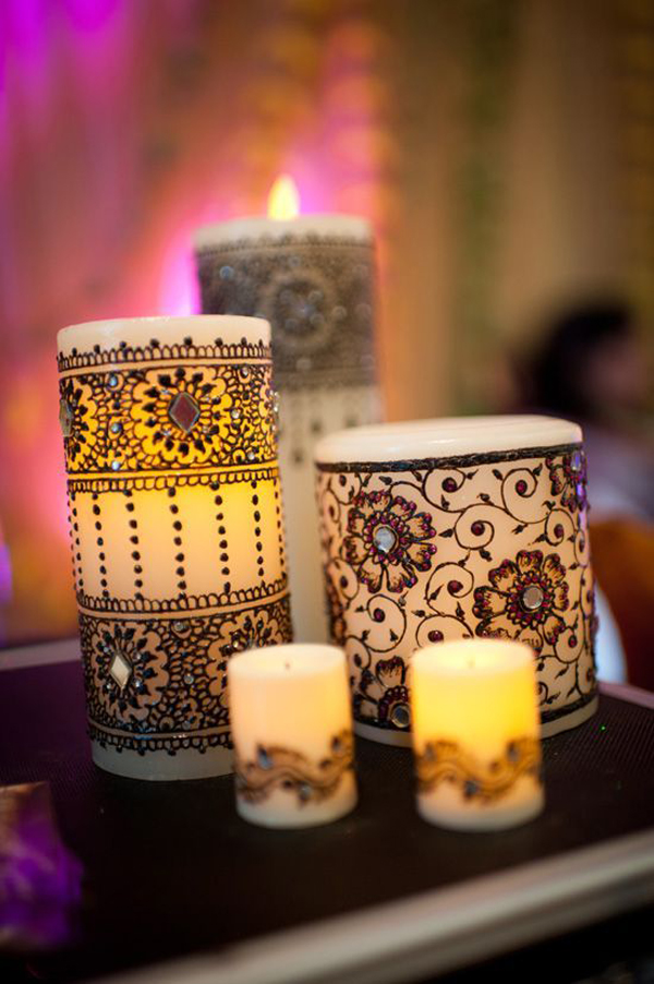 The Biggest Trends In DIY Mehndi Decoration Ideas We39ve Seen This Year