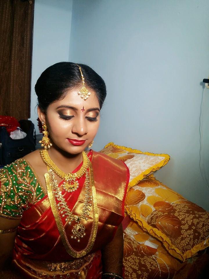 Makeup Artist Suman Agarwal Bridal Makeup Artist In Hyderabad   WeddingZ