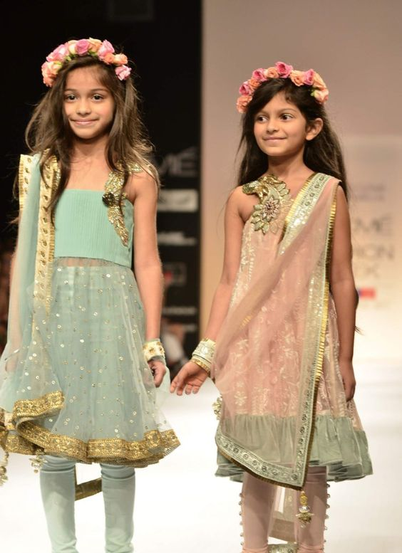 How To Dress Your Kids For An Indian Wedding
