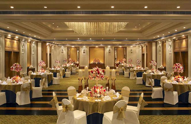 Itc Kakatiya Begumpet Hyderabad Banquet Hall 5 Star