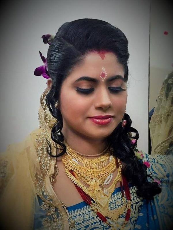 Barbies Makeover, Bridal Makeup Artist in Kolkata WeddingZ
