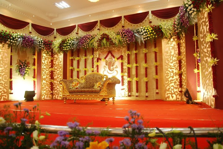 Wedding Stage Decoration Price : Jollyfication event organizers wedding decorator in hrbr