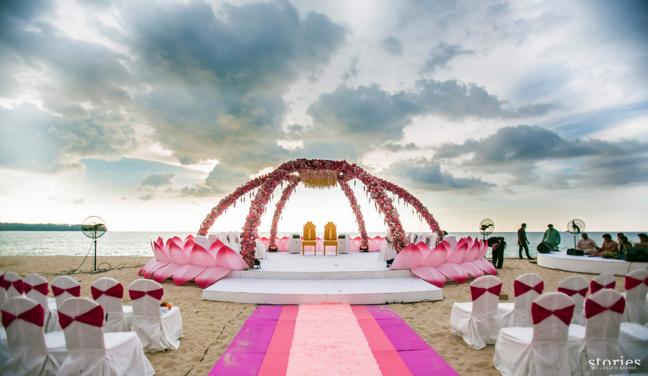 10 Things to Remember While Planning an International Destination Wedding