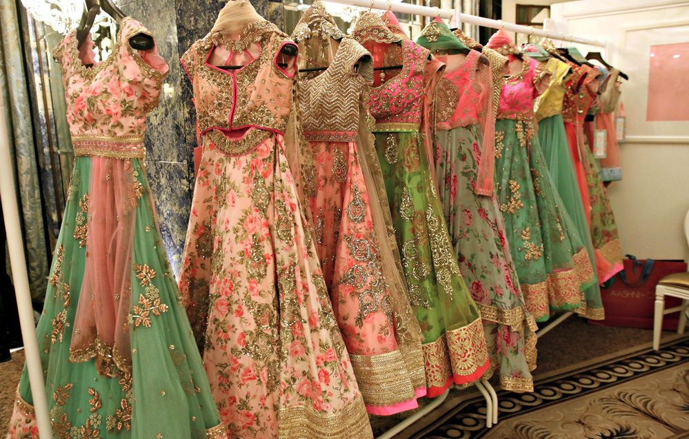 14 Best Bridal Lehenga & Bridal Wear Shops in Mumbai