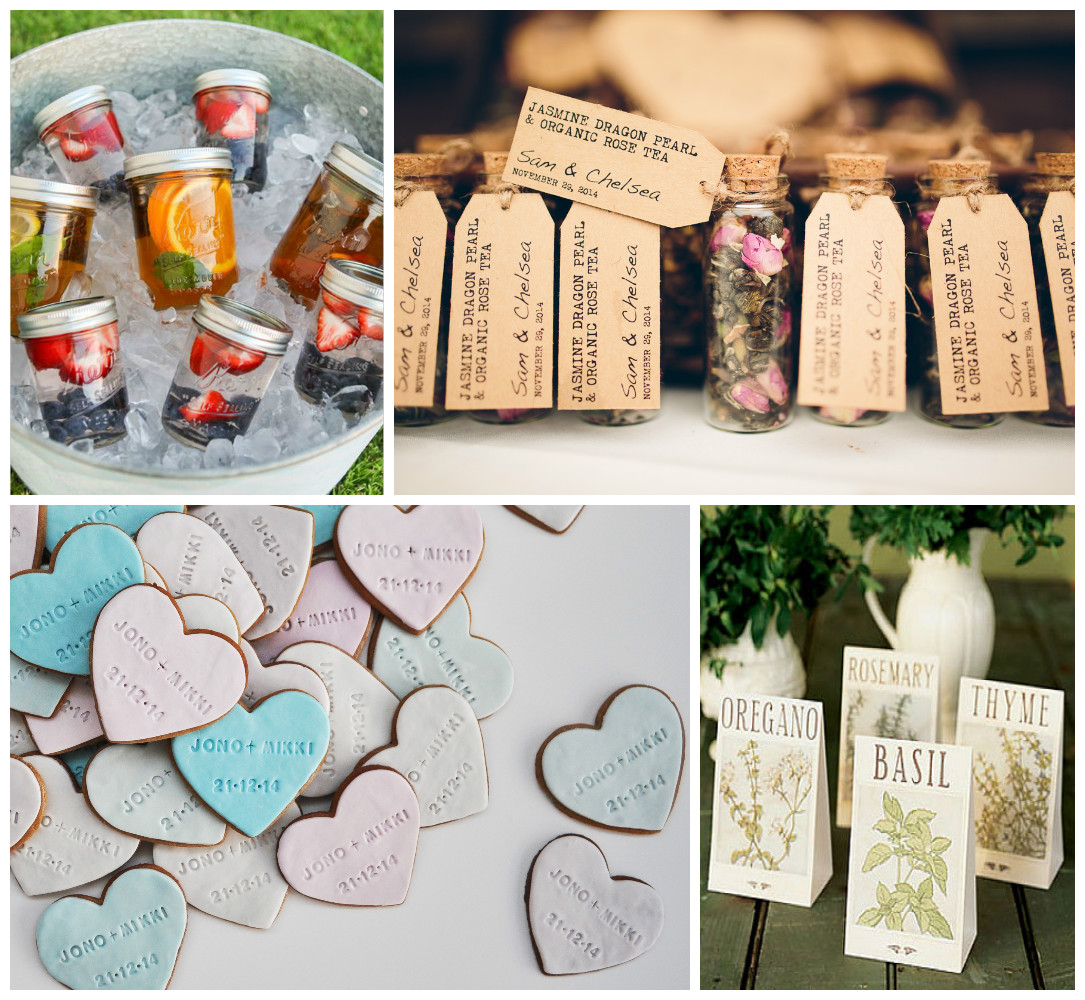 20 Edible Wedding Favour Ideas That Your Guests Will Love More Than Mithai!