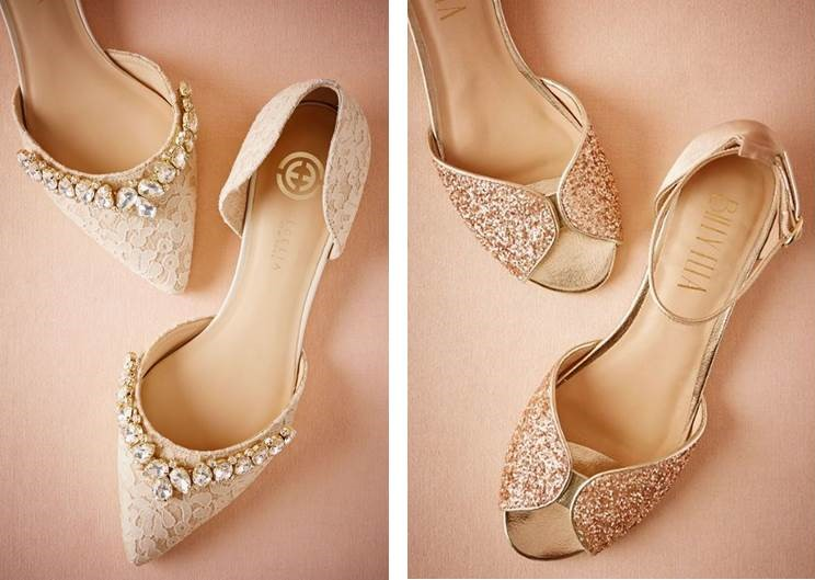 5 Flat Footwear Types to Wear To an Indian Wedding or Sangeet.