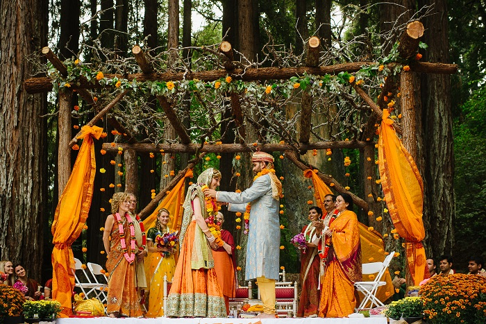 5 Unconventional Wedding Mandaps That Wowed Us!
