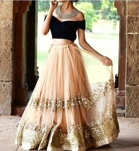 6 Creative Ways to Re-use Your Wedding Lehenga!