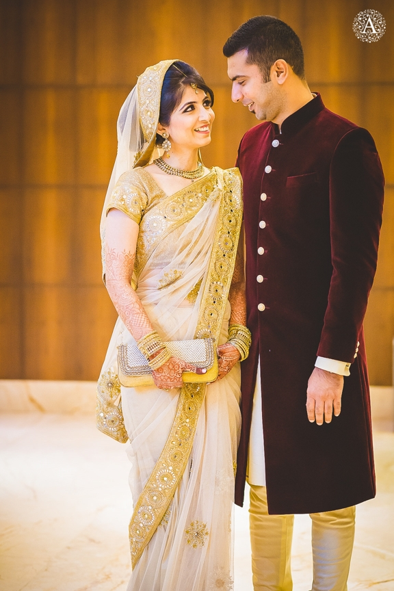 A Love-Filled Nikah held at ITC Fortune Landmark, Indore