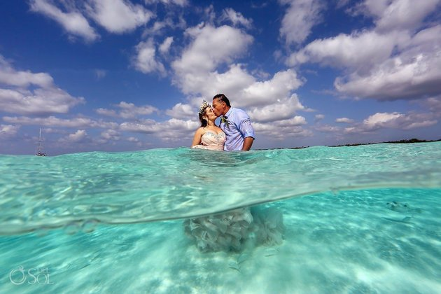 A Wedding In The Middle Of The Caribbean Sea? Why Not!