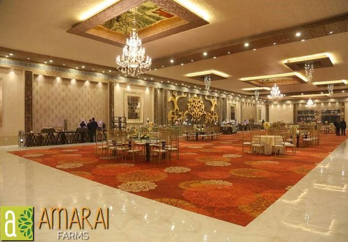 Amarai Farms, Kapashera: The Perfect Venue to Host Your Big Fat Delhi Wedding!