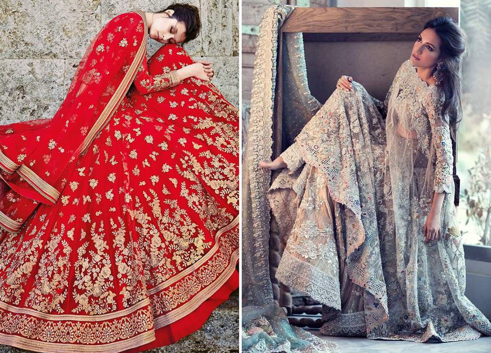 Best Stores to Buy a Bridal Lehenga Choli Online – Prices ...