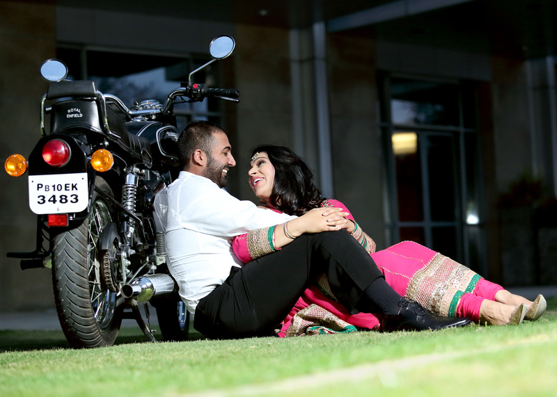 Handpicked Candid Wedding Photographers in Chandigarh Known for their Brilliant Captures!