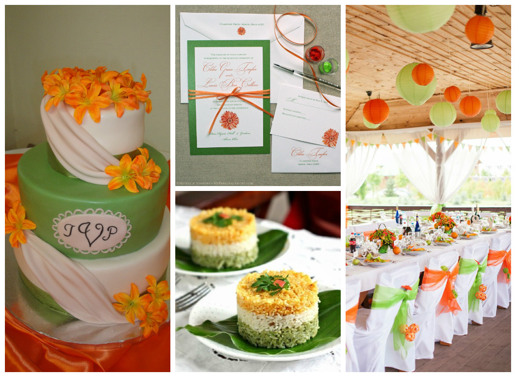 Indian Independence Day Wedding Color Ideas & Inspiration You Cannot Miss!