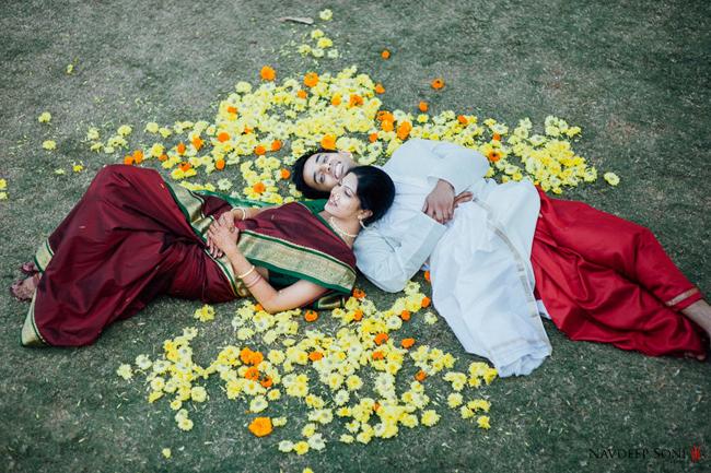 Neha and Kunal's Gorgeous Green Destination Wedding held at Malhar Machi, Pune