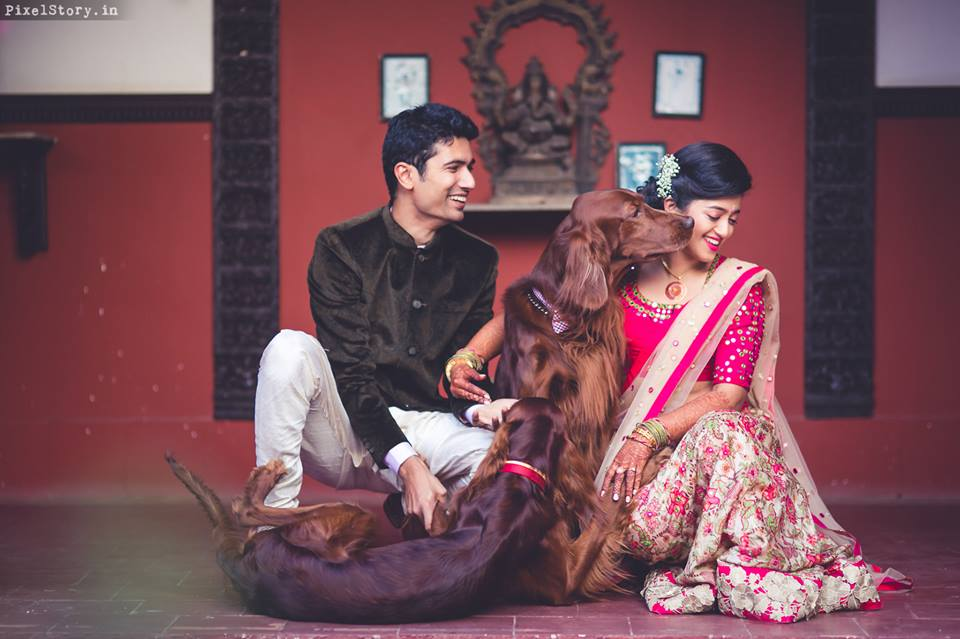 Pinterest-Inspired Coorgi-Kannadiga Wedding at Shibravyi, Bangalore