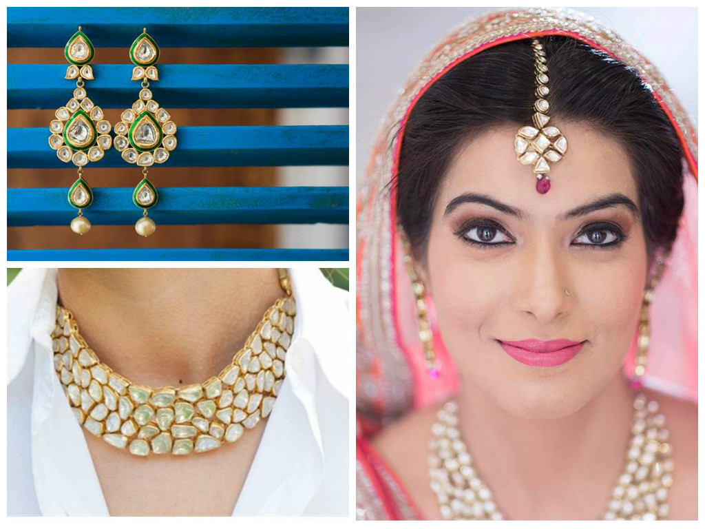 Polki Lookbook: A Guide to One of the Most Trending Bridal Jewellery Options