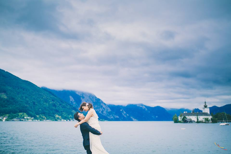 This Breath-Taking Pre-Wedding Shoot Held In Austria Will Capture Your Heart.