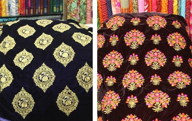 This Fabric Store in Andheri Will Give You Wedding Lehenga Material for Under 6000