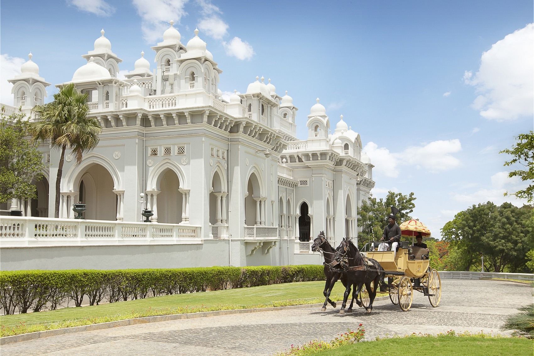 Top 5 Heritage Wedding Venues in Hyderabad for a Fairytale Wedding