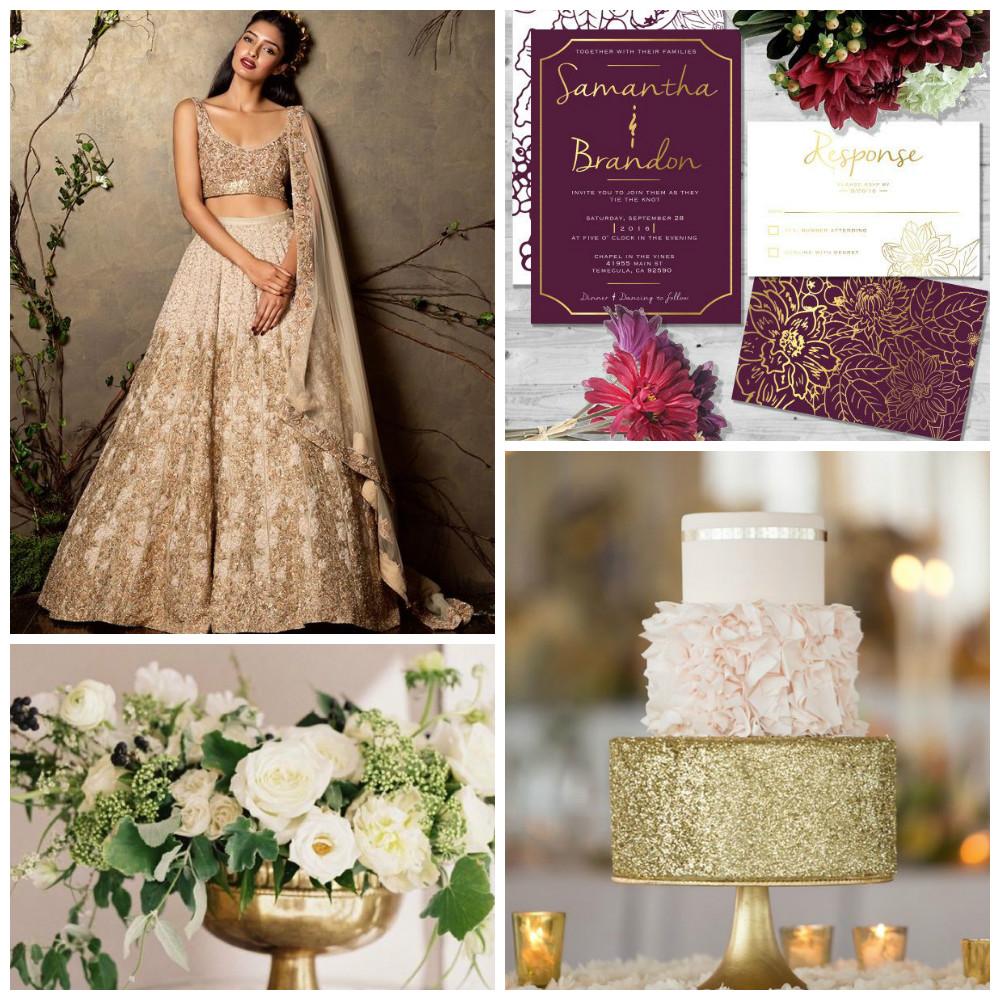 Top 5 Pinterest Wedding Colour-Theme Ideas For This Season!