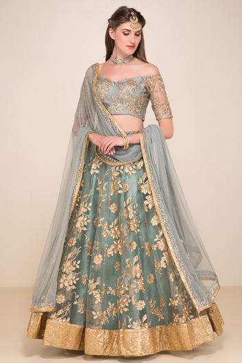 Top 5 Rental Shopping Sites to Get Your Bridal Lehenga at Totally Affordable Prices!