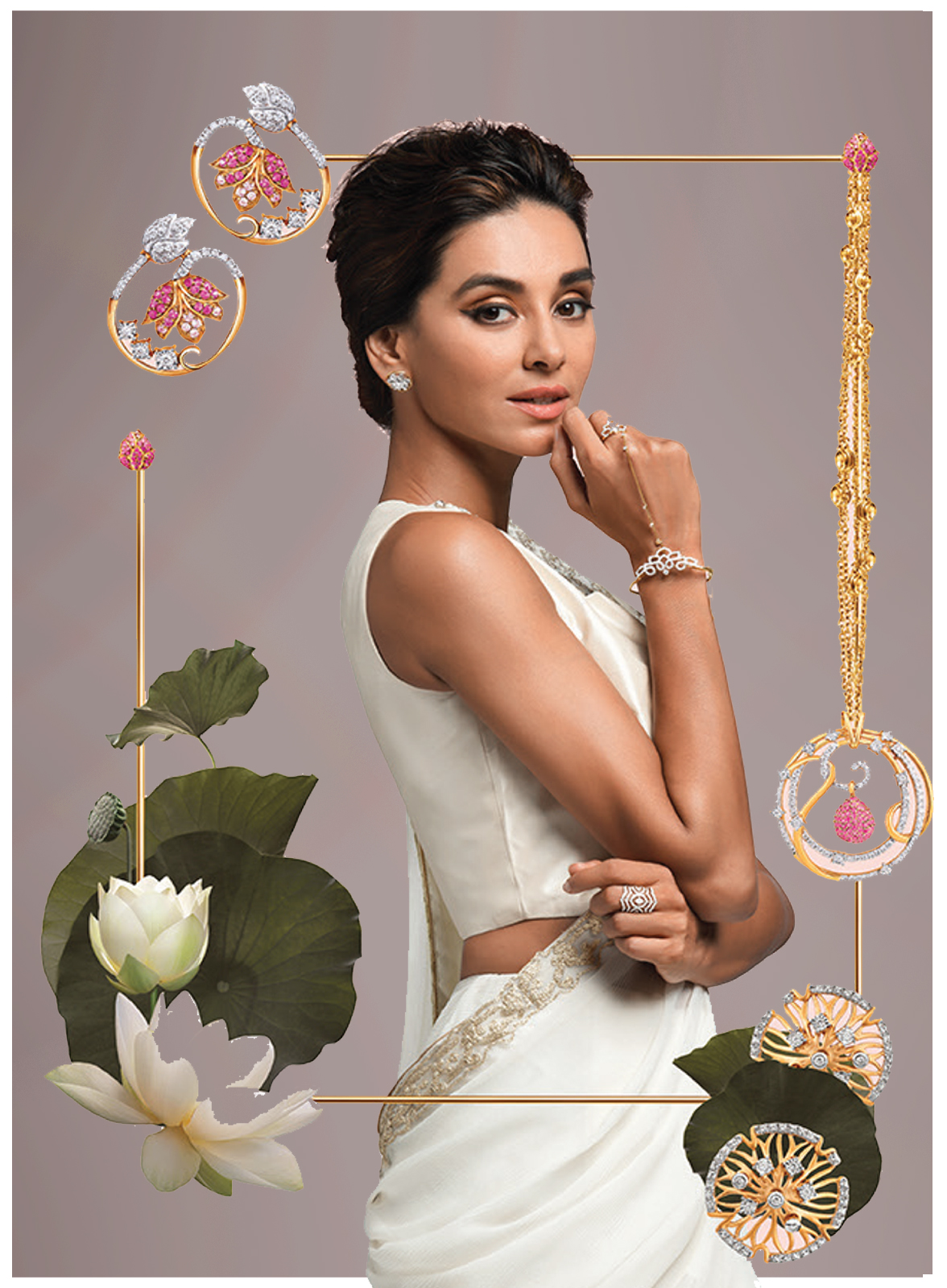 Trendsetting Jewellery For Your Bridal Trousseau: The Niloufer Collection By Tanishq