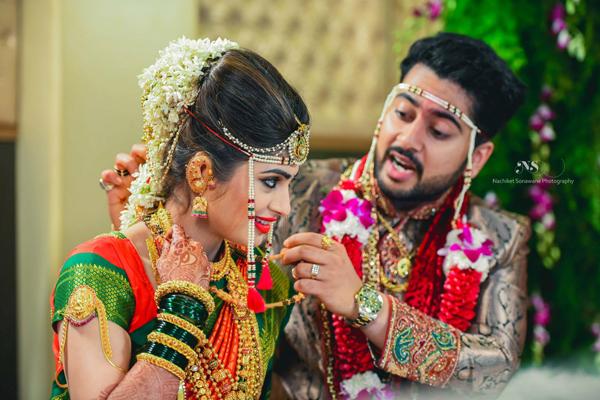 Trendsetting Traditional Maharashtrian Weddings