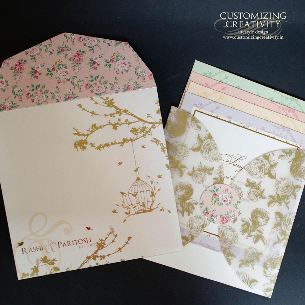 Wedding Invitation Cards Designs With Price In Delhi : Customizing Creativity, Wedding Invitation Card in Mumbai WeddingZ