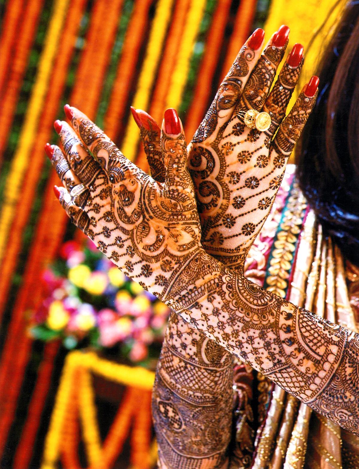 Jaipuri Bridal Mehndi Designs : Jaipuri mehendi design makedes