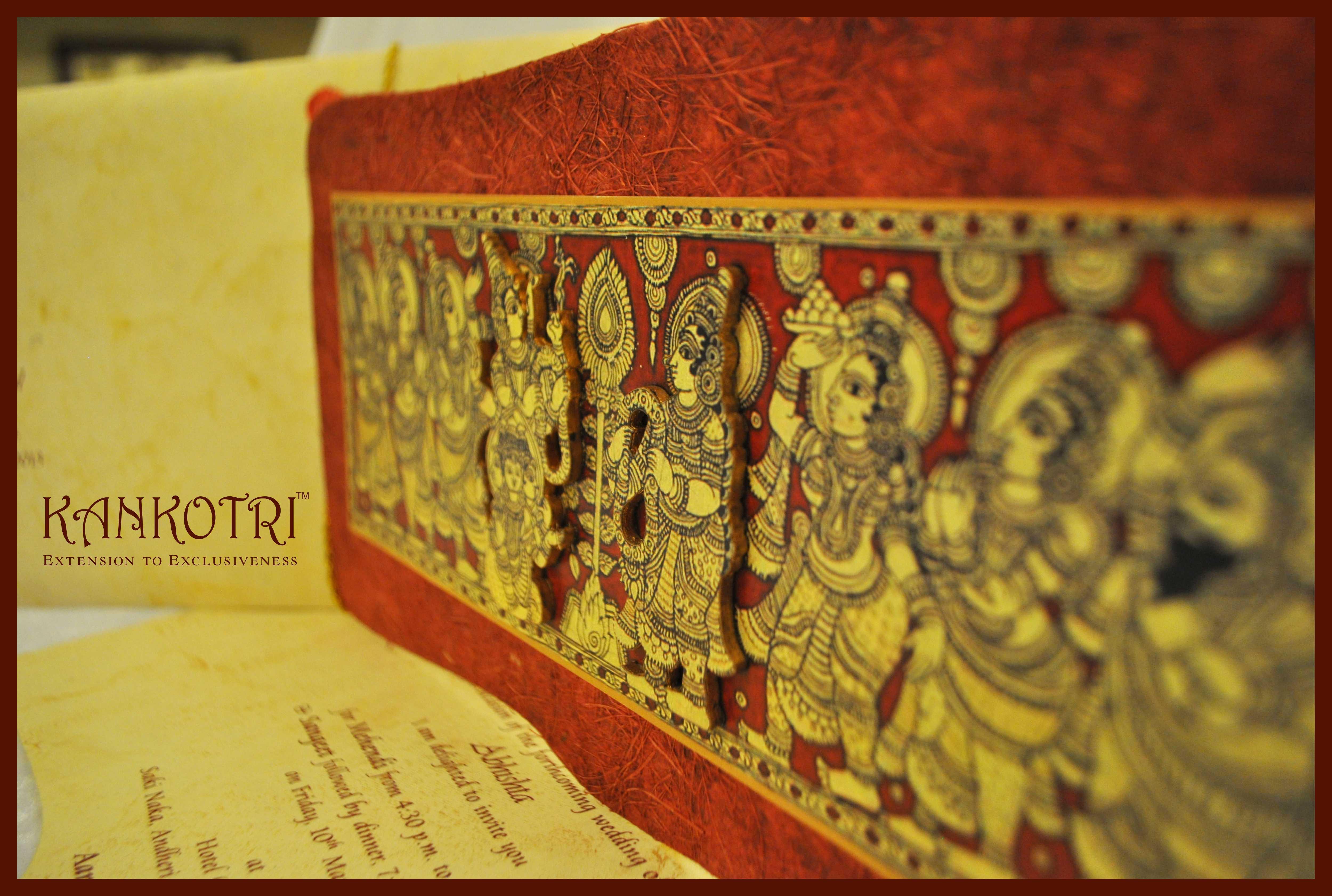 kankotri invites wedding invitation card in mumbai  weddingz