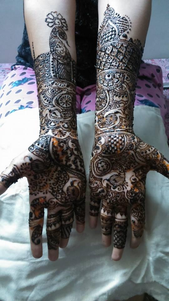 Khushi Mehndi Designer, Bridal Mehndi Artist in Mumbai ...