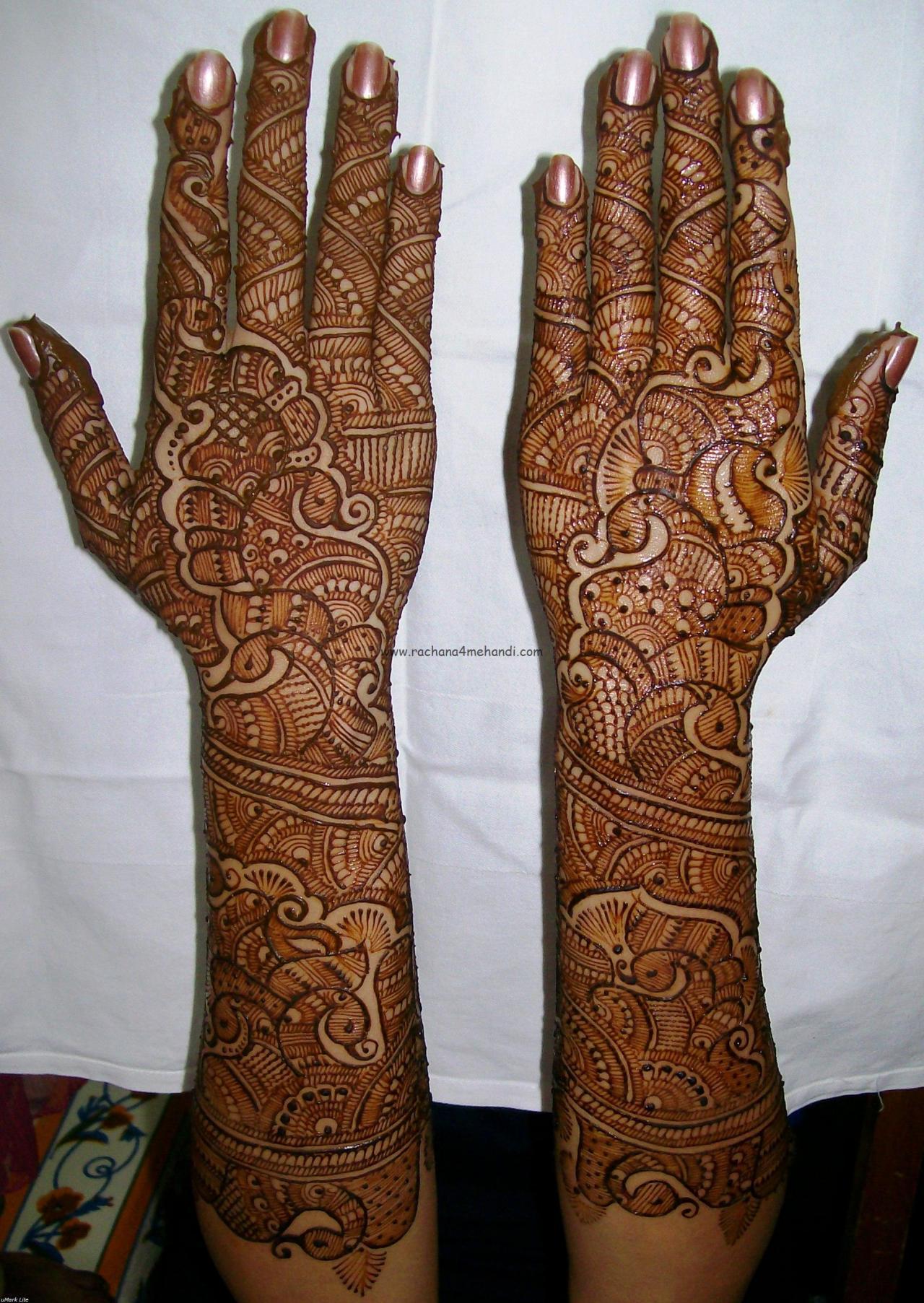 Bridal Mehndi Artist In Surat : Rachana mehndi artist bridal in mumbai
