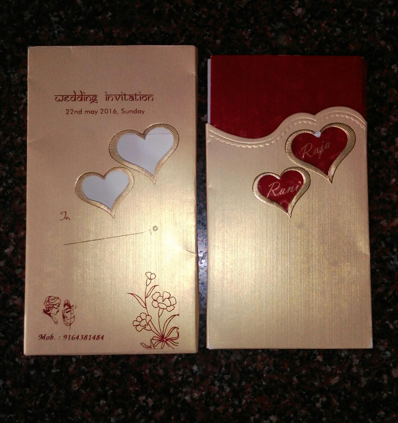 wedding invitation cards manufacturers in bangalore - 28 images ...