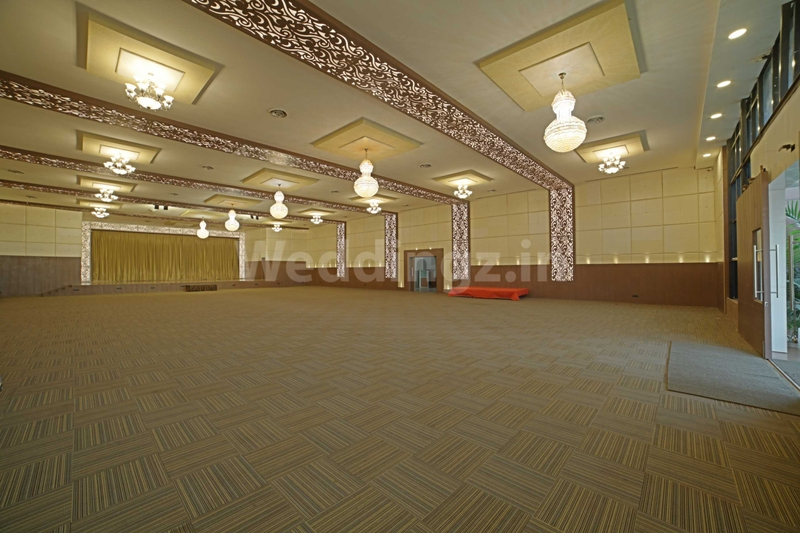 White Pearl ASR Convention Centre, Bangalore- Large Wedding Halls in Bangalore