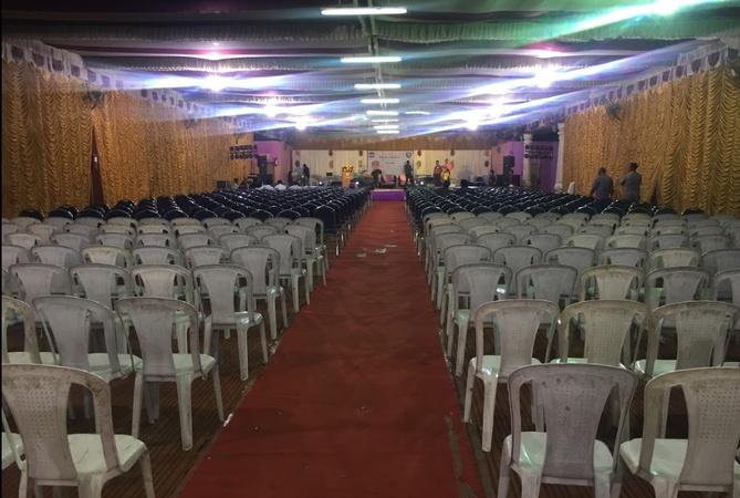 Maharana Pratap Function Hall Amberpet Hyderabad - Wedding Lawn