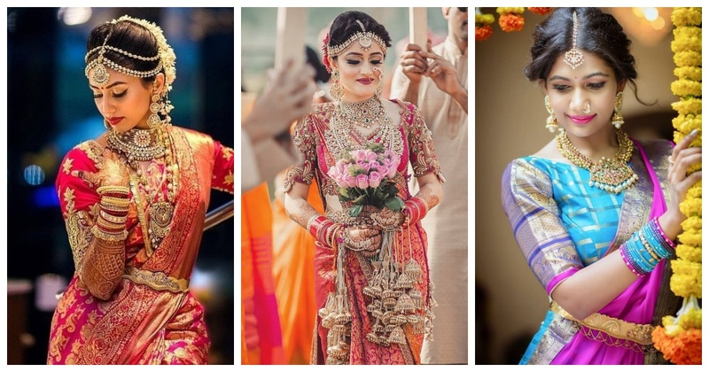12 Brides who prove that South Indian wedding couture is the best!
