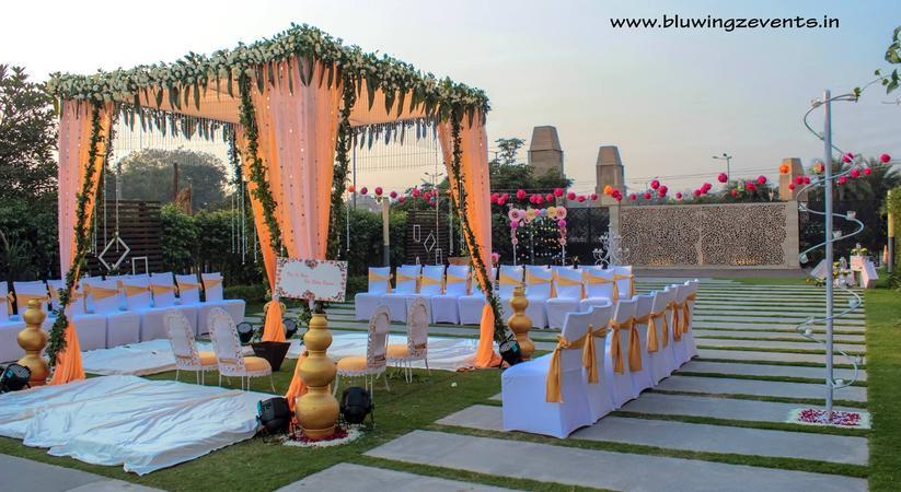 Bluwingz Event Studio | Delhi | Decorators