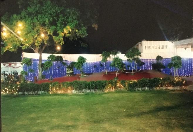 Shree Resort Ganga Nagar Meerut - Banquet Hall
