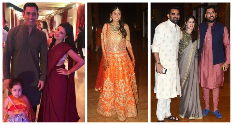 Inside Politician Praful Patel's daughter, Poorna Patel's grand sangeet: MS Dhoni, Yuvraj Singh, Irfan Khan and Sophie Choudry in attendance!