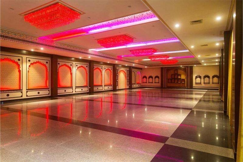 Indana Palace Jaipur, Amer/Amber, Jaipur