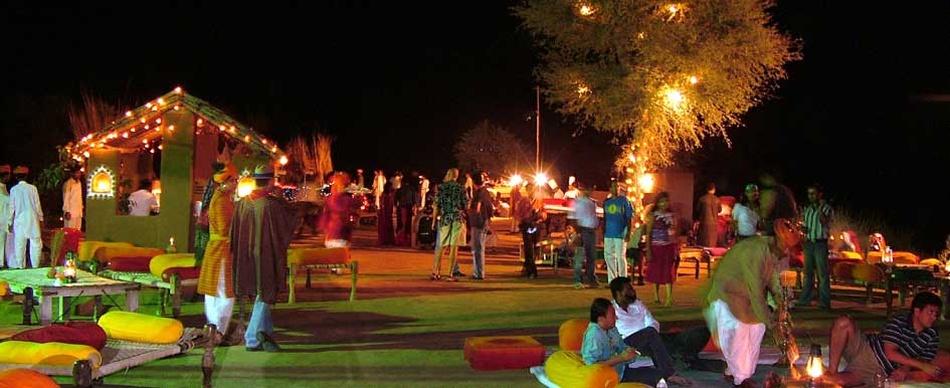 Desert Resort Mandawa Mandawa - Banquet Hall