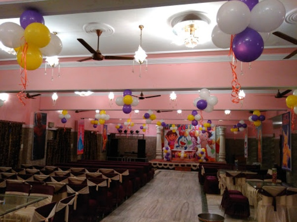 Madhuban Guest House Aliganj Lucknow - Banquet Hall
