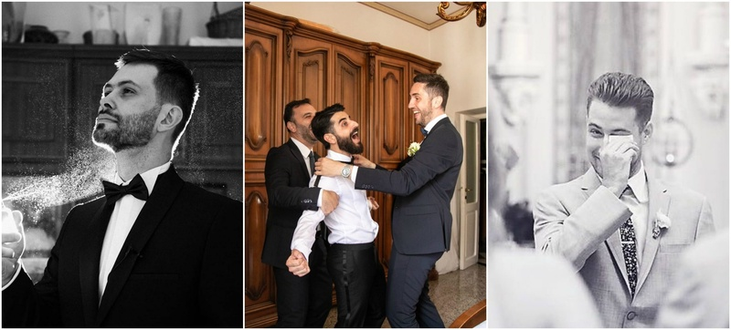 7 Wedding Photography Ideas  for Grooms!