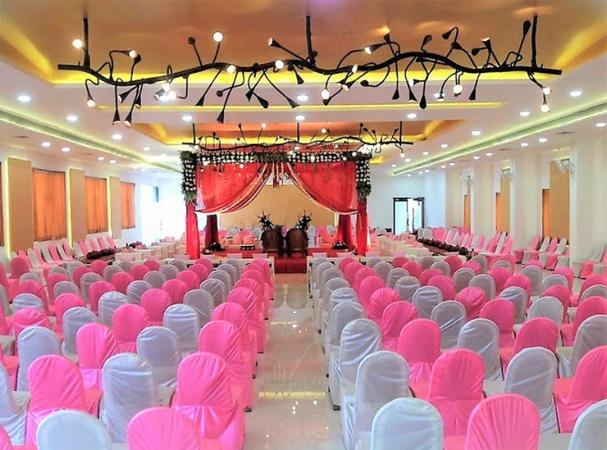 Pramukh Party Plot And Banquet Sama Savli Road Baroda - Banquet Hall
