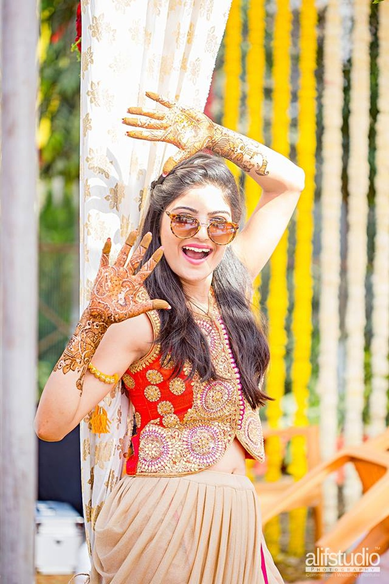 Flattering Sunglasses Styles for the New-Age Bride