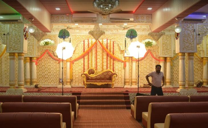 Mughal Mahal Banquet Hall Hapur Road Meerut - Banquet Hall